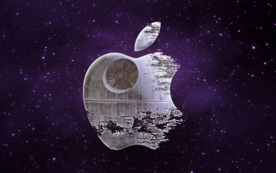 AppleDeathStar